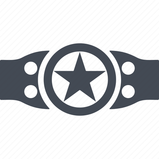Boxing, belt, championship, championship belt icon - Download on Iconfinder
