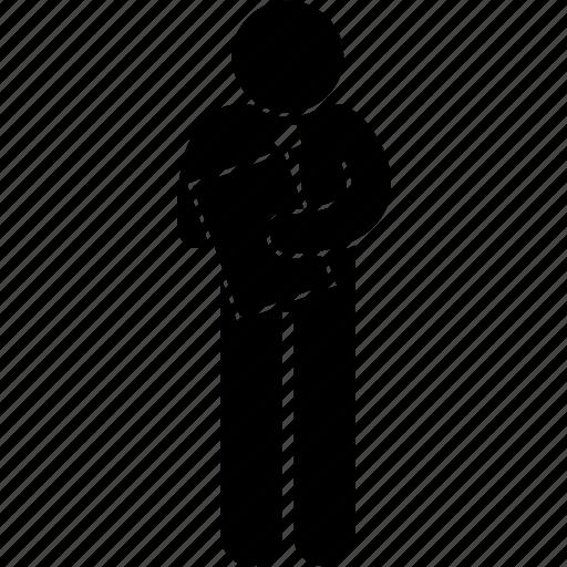 boxer, boxing, inspector, judge, kick, referee icon