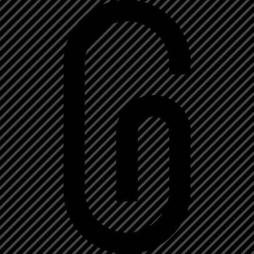 addon, attachment, bookmark, paper, pin icon