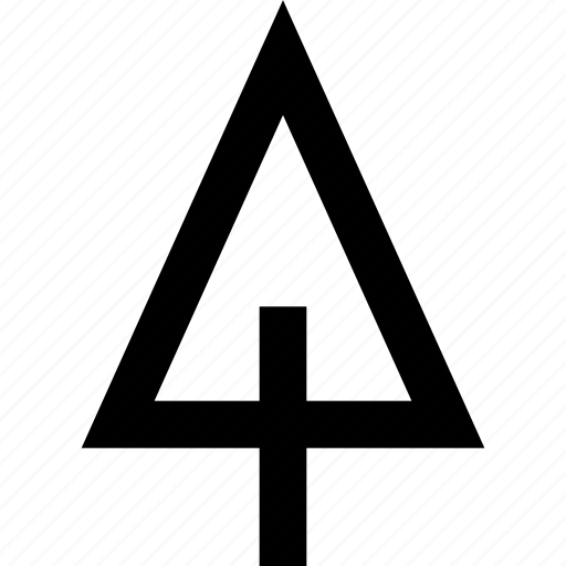 forest, nature, outdoors, pine, plant, tree icon