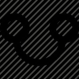 expression, face, fun, happy, positive, smile icon