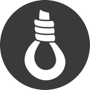 game, grey, hangman icon