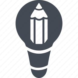 brainstorm, bulb, communication, creative, idea, lamp icon
