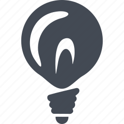 brainstorm, bulb, creative, idea, lamp icon