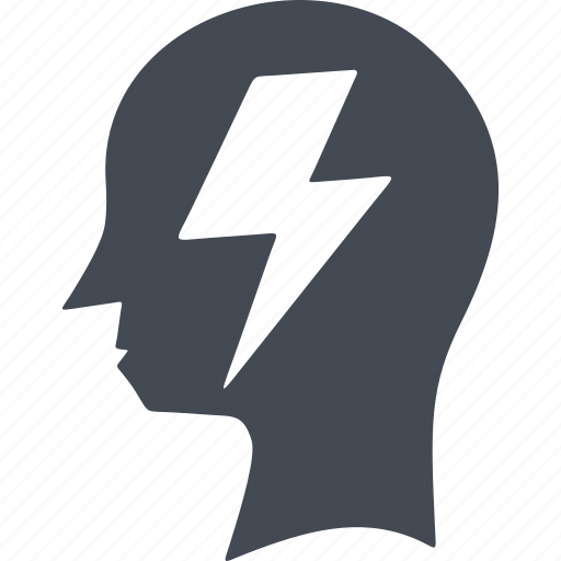 brainstorm, brainstorming, creativity, head, idea icon