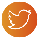 bird, connection, media, network, social, tweet, twitter icon icon