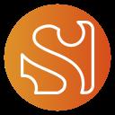 scribd, social icon icon