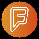 foursquare icon icon