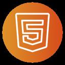 html 5, html5 icon icon