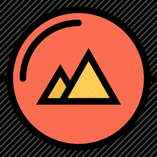 badge, brand, branding, design, print icon