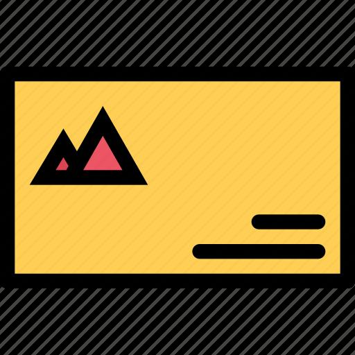 brand, branding, card, design, print icon