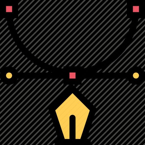 brand, branding, design, print icon