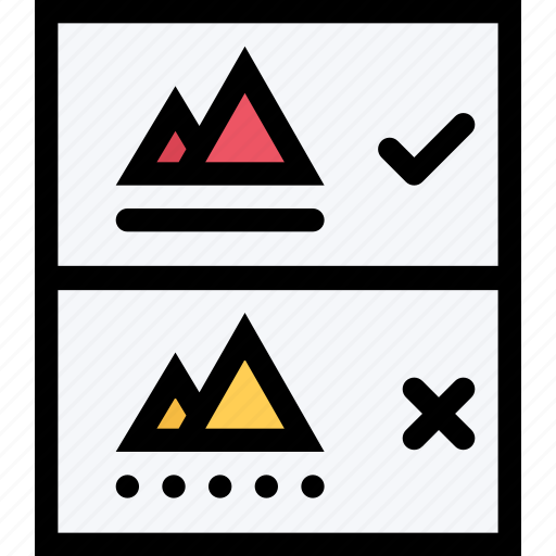 brand, branding, design, print, rules icon