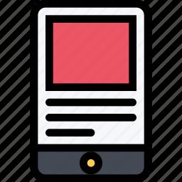 brand, branding, design, mobile, mobile version, print icon