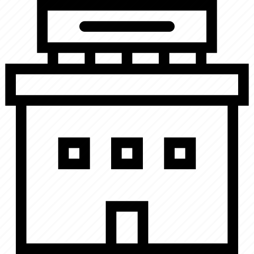 banner, brand, branding, design, print icon
