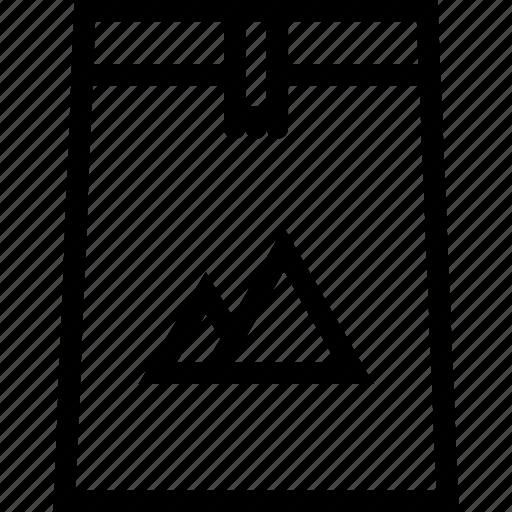 brand, branding, design, pocket, print icon