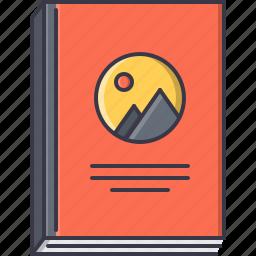advertising, brand, design, magazine, print icon