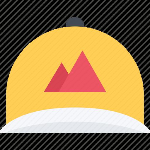 brand, branding, cap, design, typography icon