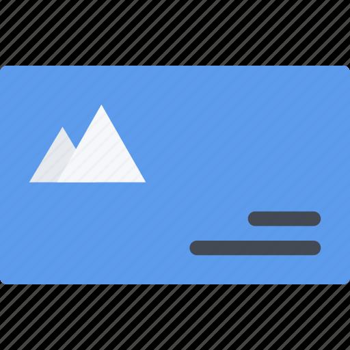 brand, branding, card, design, typography icon