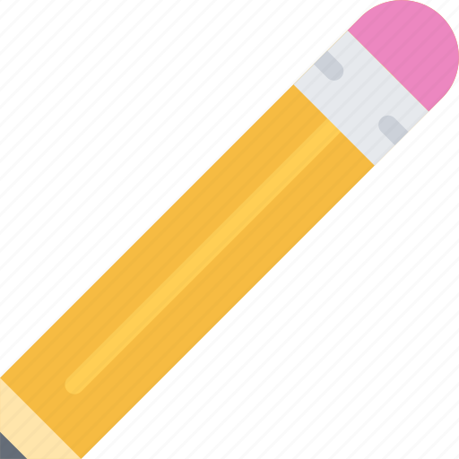 brand, branding, design, pencil, typography icon