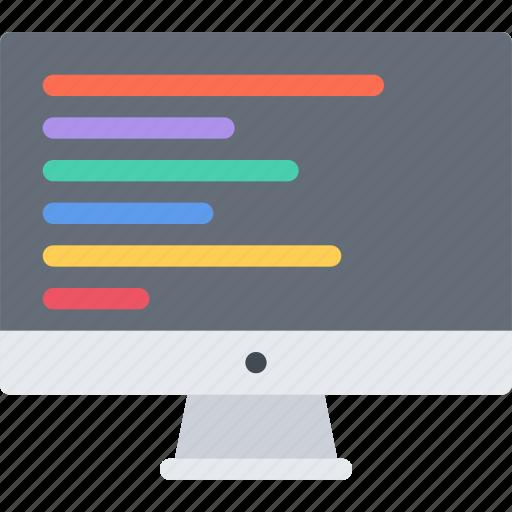 brand, branding, design, programming, typography icon