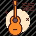 guitar, tourism, holiday, island