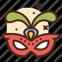 mask2, tourism, holiday, island