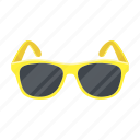 accessory, beach, rest, sun, sunglasses icon