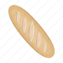 bakery, bread, loaf, food