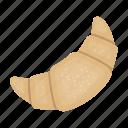 bakery, bread, bun, croissant, food