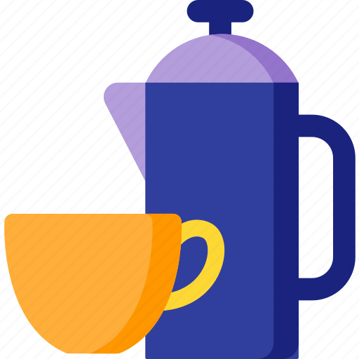 beverage, breakfast, coffee, cup, drink, hot, tea icon