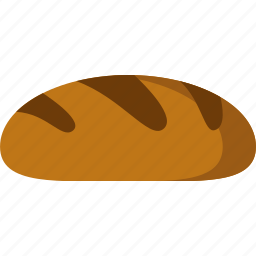 bakery, bread, breakfast, eat, food, restaurant, snack icon
