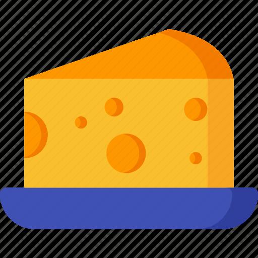 breakfast, cheese, cooking, dessert, food, kitchen, restaurant icon