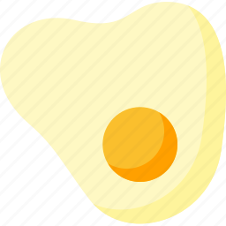 breakfast, cook, cooking, egg, food, kitchen, restaurant icon