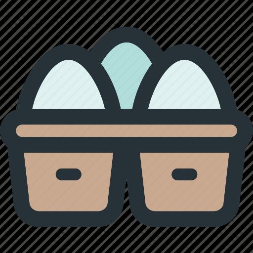 breakfast, easter, egg, eggs, food, kitchen icon