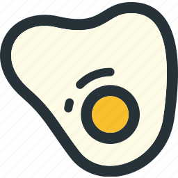 breakfast, cooking, egg, food, healthy, kitchen, meal icon