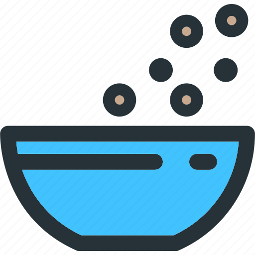 breakfast, cereals, cooking, eat, food, kitchen, wheat icon