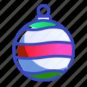 christmas, decoration, stripes, tree, xmas