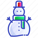 christmas, snow, snowman, xmas