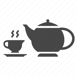 british, cup, drink, hot, pot, tea, teatime icon
