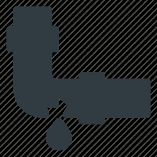 broken, pipeline icon
