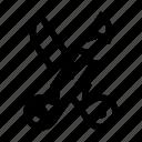 broken, discount, price, sale, scissor, scissors, sewing icon