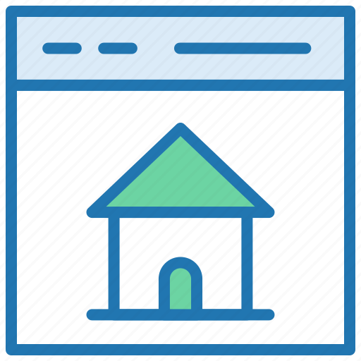 browser, home, home button, homepage, mainpage icon