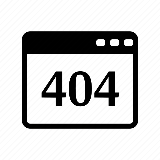 browser, error, web icon