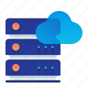 data, database, storage, cloud, server