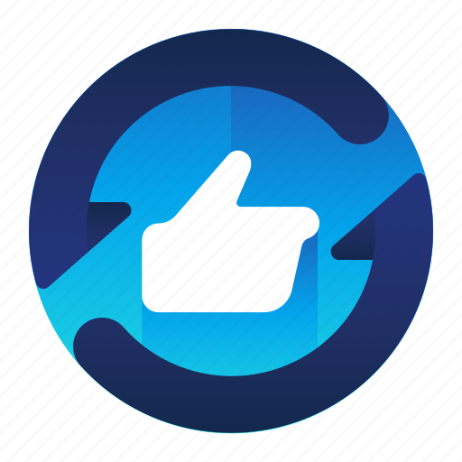 Feedback, like, positive, rate, rating icon - Download on Iconfinder