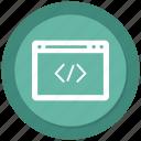 browser, click, coding, online, seo, website