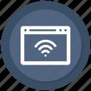 browser, internet, seo, web, website, wifi