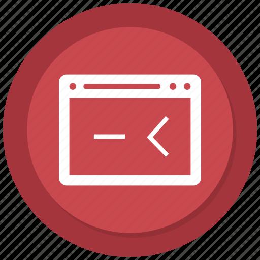 browser, click, coding, internet, seo, web, website icon