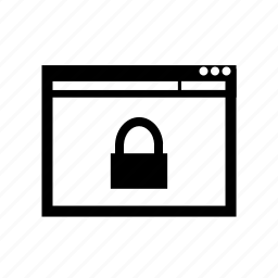 address_bar, browser, centre, https, lock, window icon